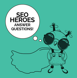 SEO Hero Tip – Answer Questions