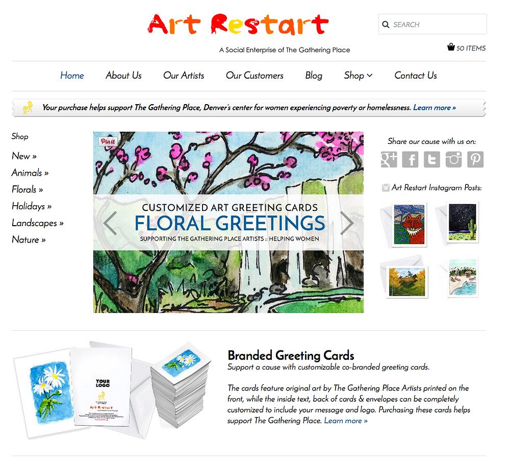 Wix & Shopify Website Design