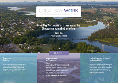 Great Bay Work Environmental Cosultant