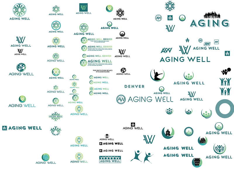 Denver Logo Designer for Health Website