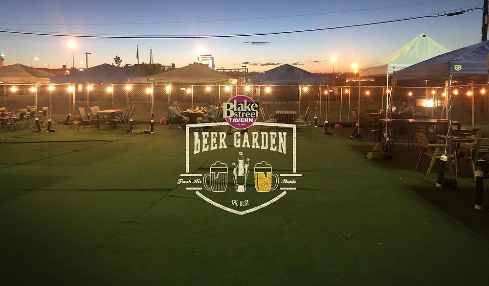 Denver's Best Beer Garden with a view!