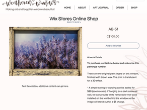 Wix Stores: How to Remove Add to Cart from Product Pages