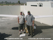 Ian Stevenson and Joe Bok. Ian was the lead on all the composite work at Aero.
