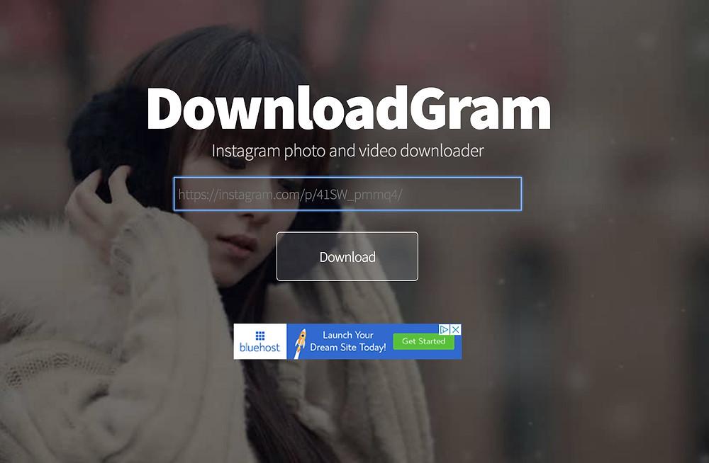 Download Instagram Videos - DownloadGram