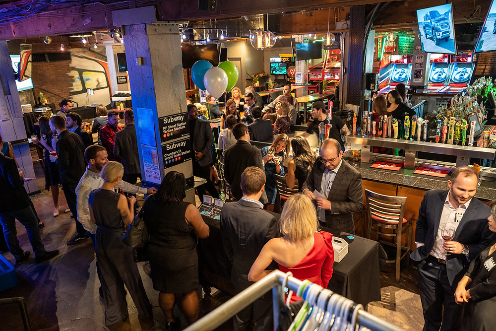 Best Business Lunch in Denver - Rent our our Arcade Bar
