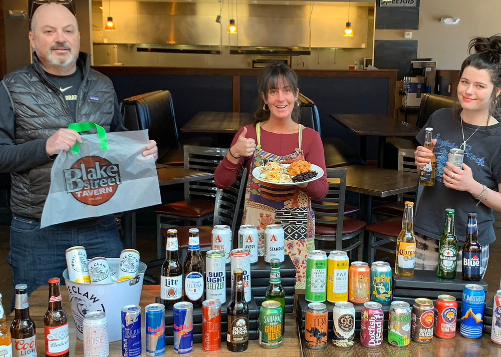 Best Denver Alcohol Delivery - Blake Street Tavern delivers!