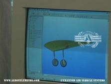 H-1 Racer wing and landing gear integration design