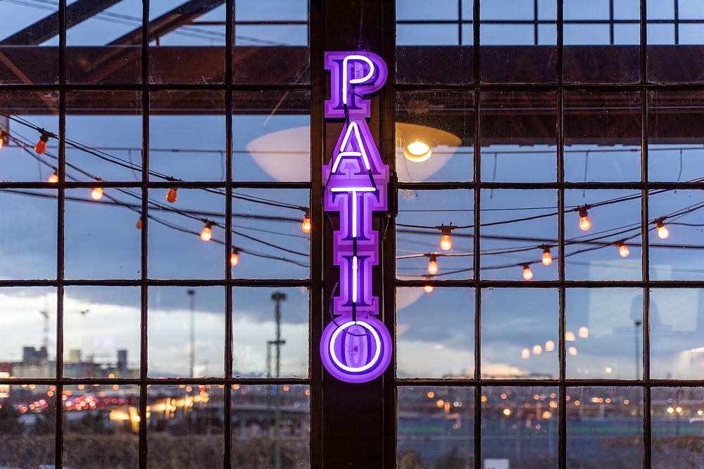 Fun Restaurants in Denver - Blake Street Tavern has Denver's Best Patio