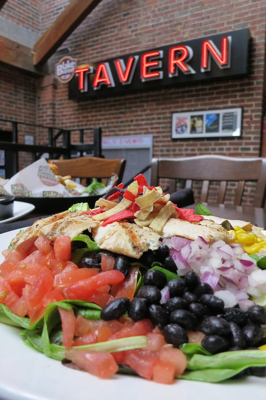 Downtown Denver Restaurants: Lunch - Blake Street Tavern has great salads!!