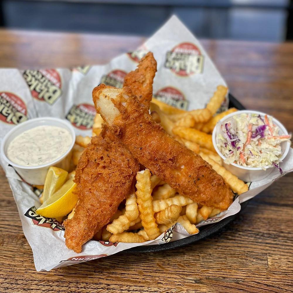 Fish Fry Fridays in Denver at Blake Street Tavern
