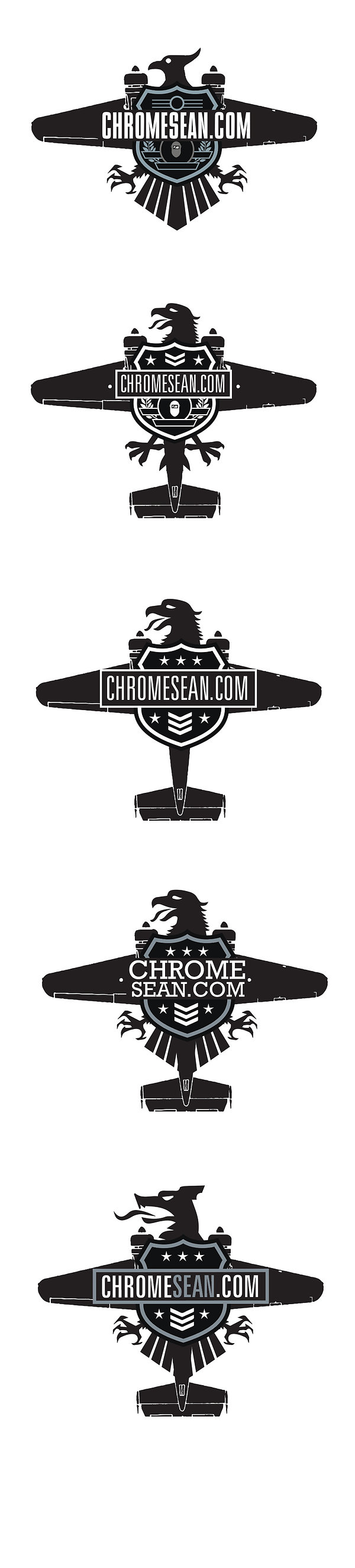 Denver Logo Design for ChromeSean.com