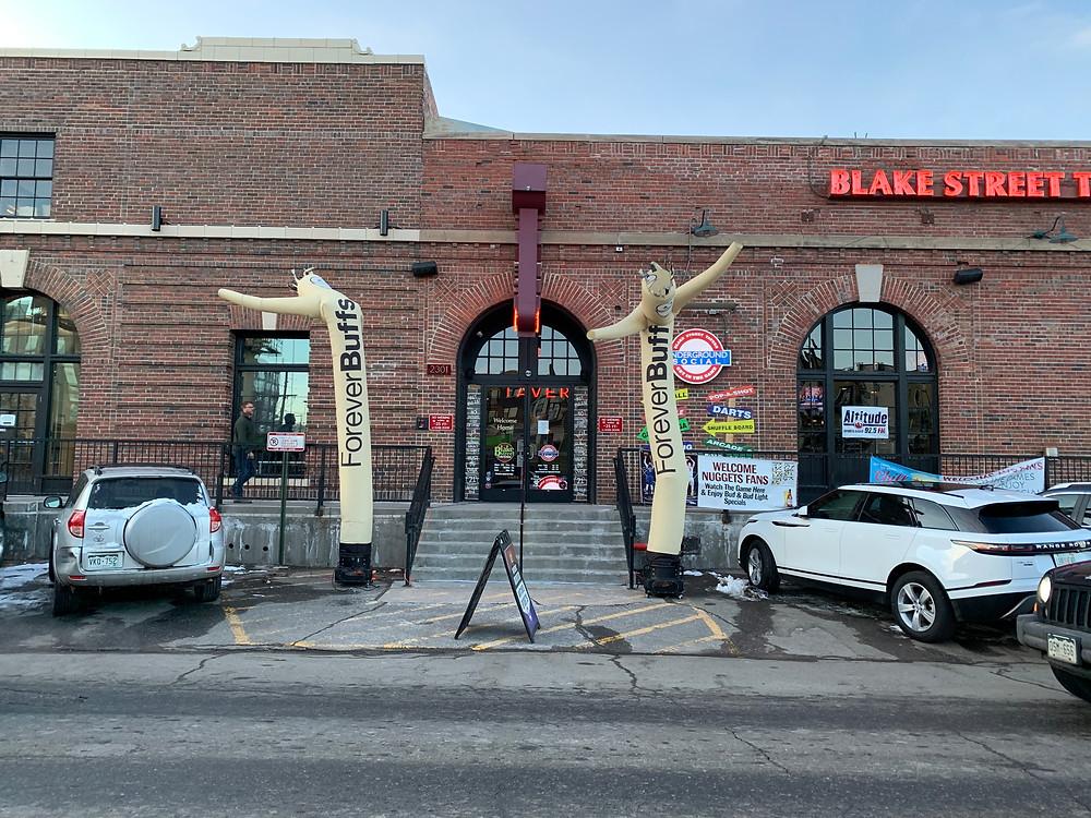 Watch CU Buffs at Blake Street Tavern