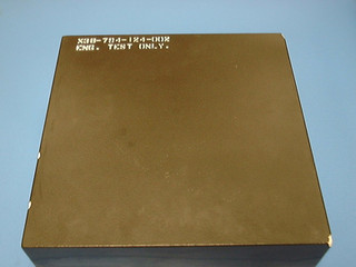 Thermal Tile for Space Shuttle