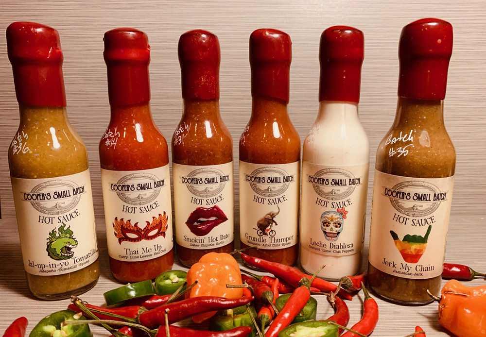 Best Gifts for Cooks - Small Batch Hot Sauces are perfect!