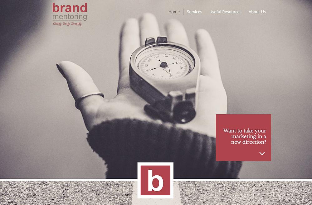Wix Designer Templates - for Branding Company