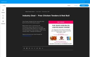 Wix Blog - Change Background Color in Editor - Wix Designer Tip