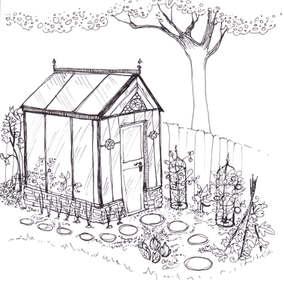 Greenhouse-Illustration-Idelle-Fisher-re