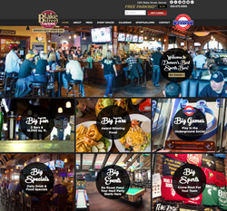 Website Design for Denver Restaurant