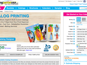 Catalog Designer –Best Catalog Printer