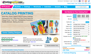 Catalog Designer – Great Printer Printingcenterusa.com