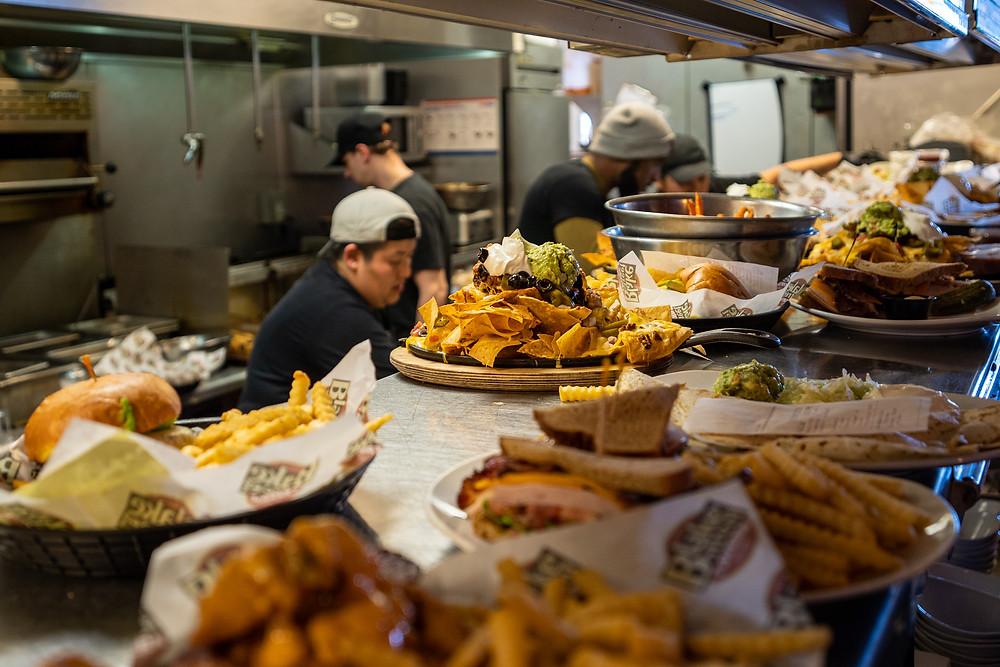 Downtown Denver Restaurants: Best Lunch at Blake Street Tavern