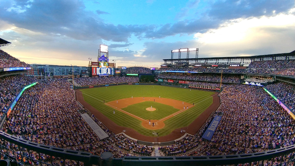 Best Restaurants near Coors Field - Blake Street Tavern is just 1 block away!