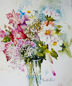 Online Watercolor Classes - Private Classes with Artist Dennis Pendleton and learn to paint in watercolor!