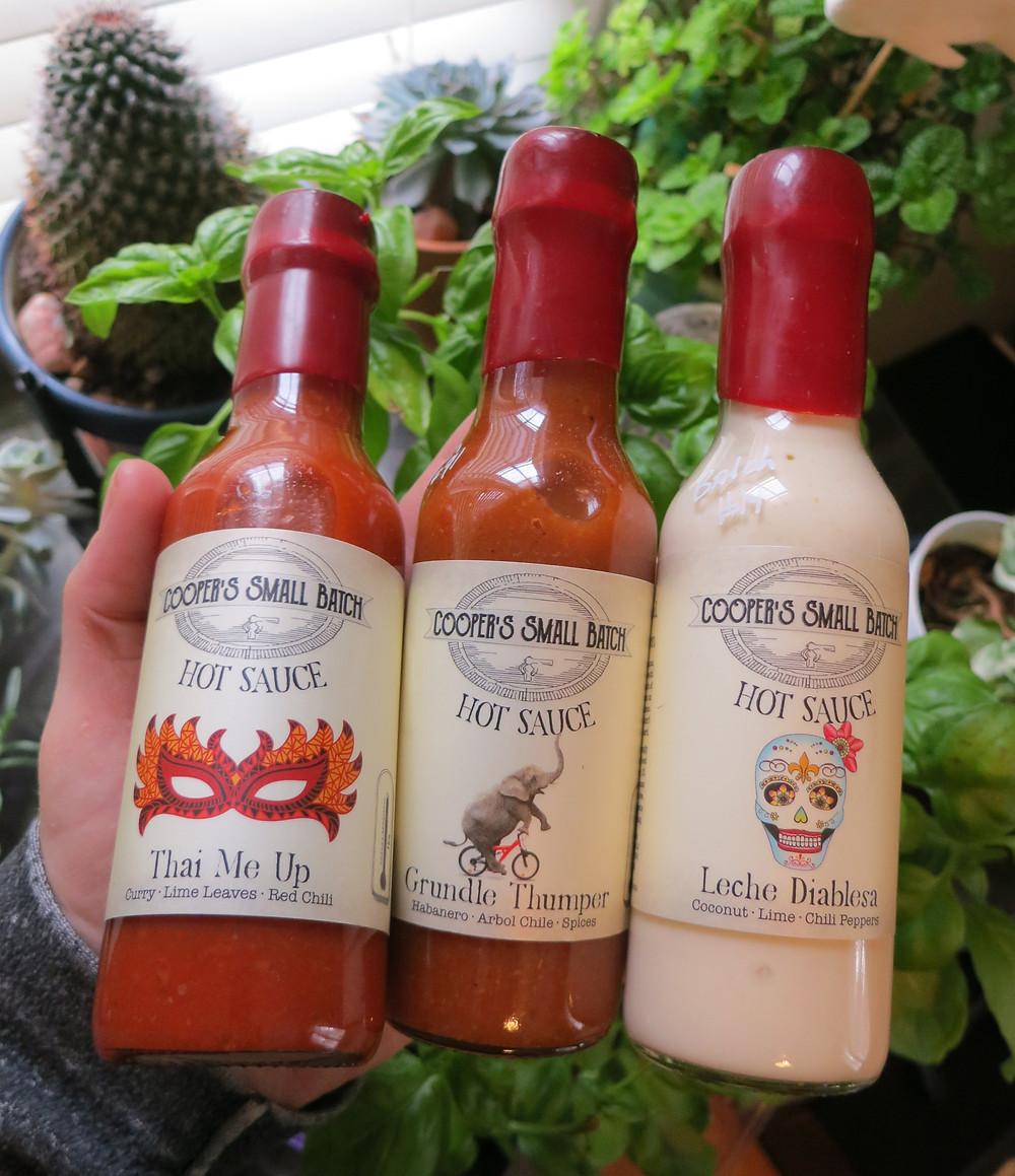 Low Sodium Hot Sauce