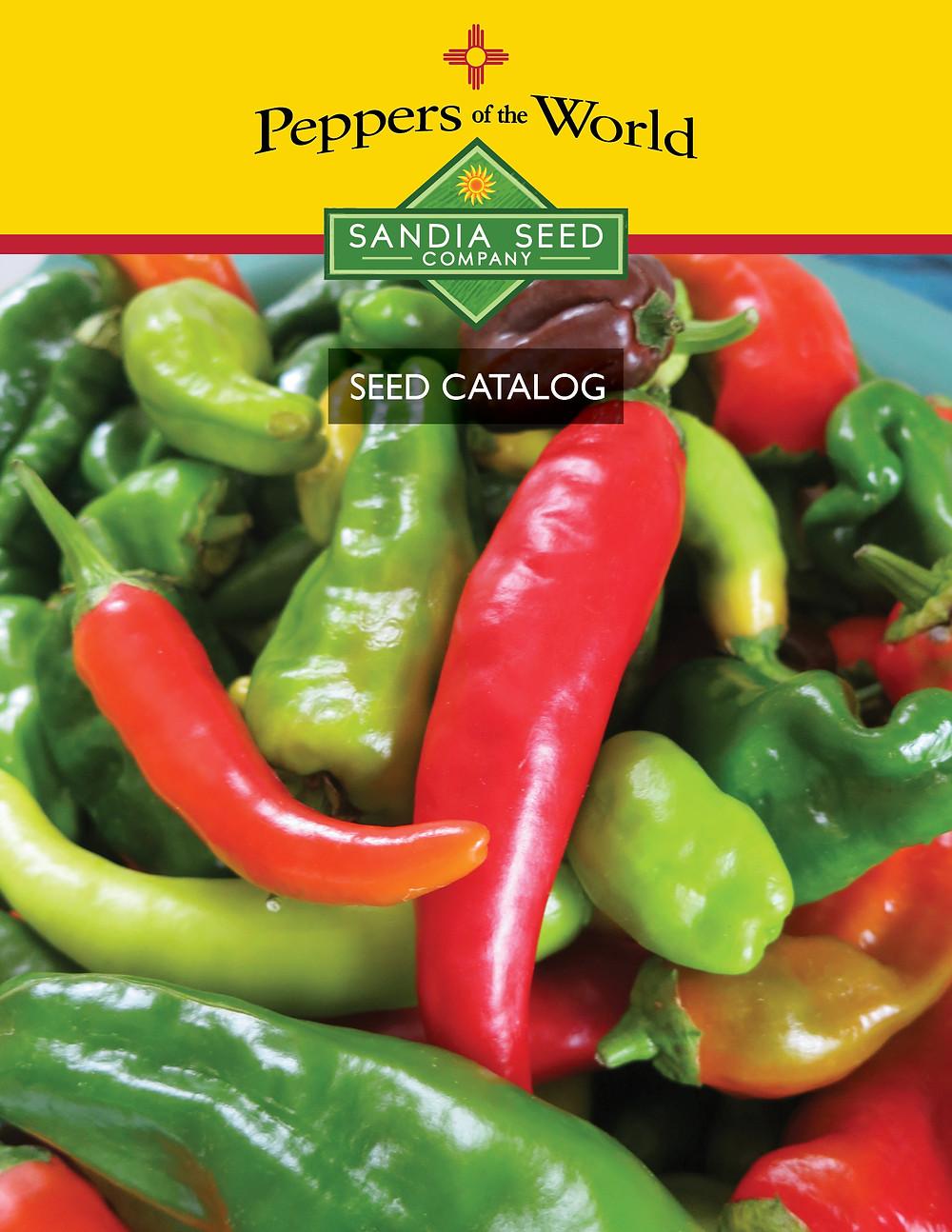 Seed Catalog Designer for Sandia Seed