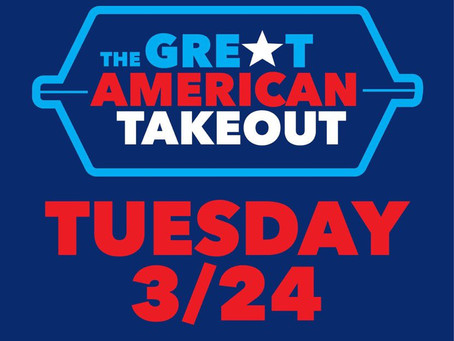 Great American Takeout Day
