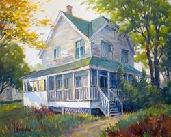 Abandoned Cottage 16x20