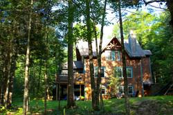 Elegant house on large property