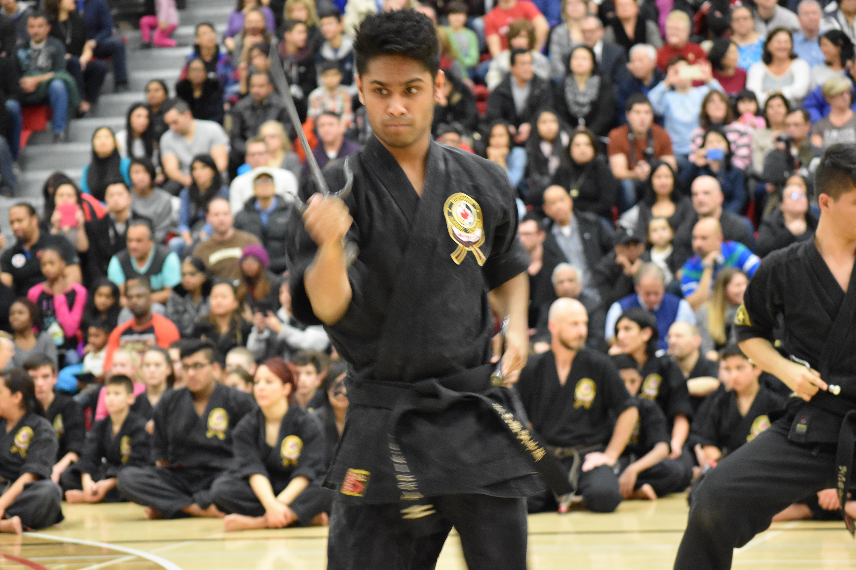 Karate Sai