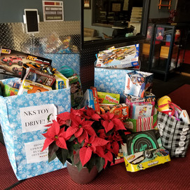 2018 Christmas Toy Drive