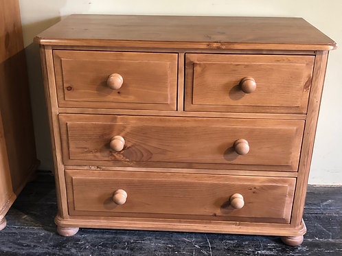 Soane SO7 2/2 Chest of Drawers