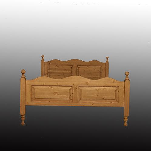 "Edwardian Bed 4'6"" x 6'3'"