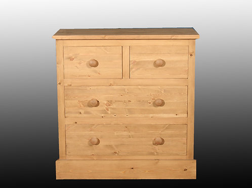 Shaker Style 2/2 Chest of Drawers