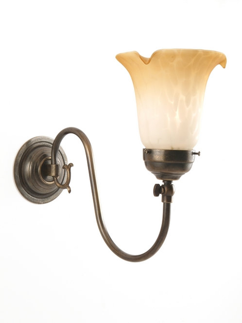 Flemish Single Wall Light