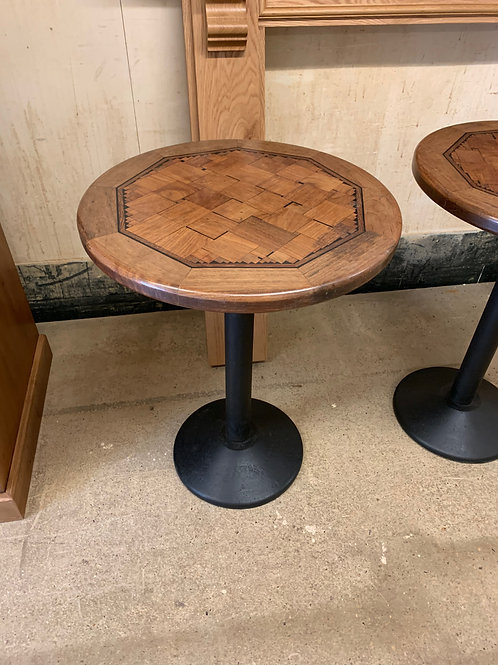 Vintage Cafe Tables