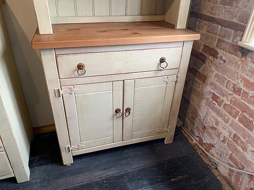 Plank Pine Dresser