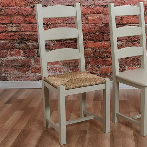 Beech Amish Ladder Back Chairs