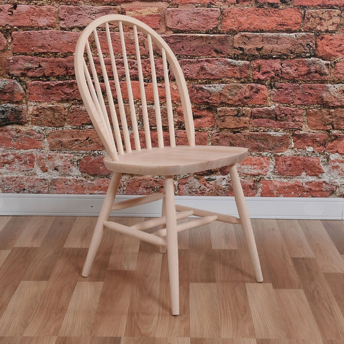 Beech Hoop Back Side Chair