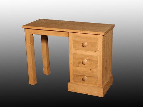 Shaker Style Single Pedestal Desk