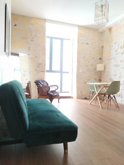Studio B&B Bordeaux Saint Michel