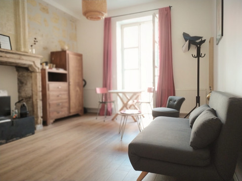 Studio B&B Bordeaux Saint Michel