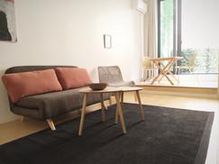 Studio RDC canapé