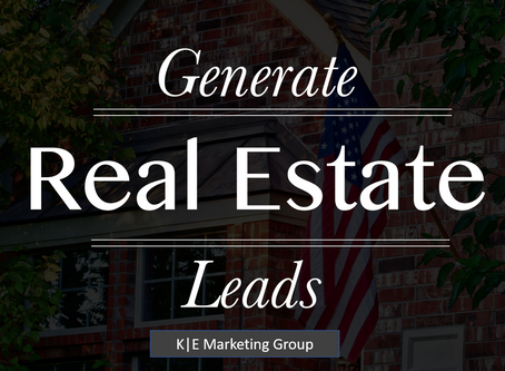Real Estate Leads for Realtors: 9 Ways  to Grow Your Real Estate Business without Going Broke!