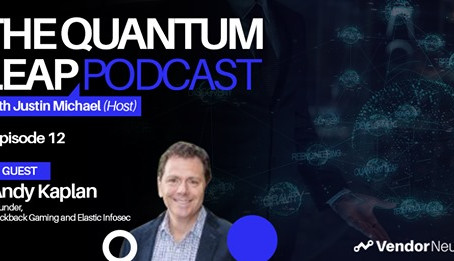 """Andy interviewed on """"The Quantum Leap Podcast"""""""