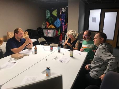 First HackBack Event!