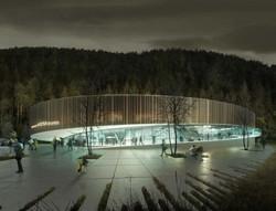 Wettbewerb Eissportanlage Bruneck